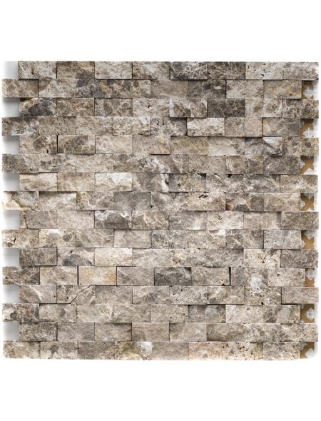 Mosaikmatte »Emperado«, BxL: 32 x 32 cm, Wandbelag