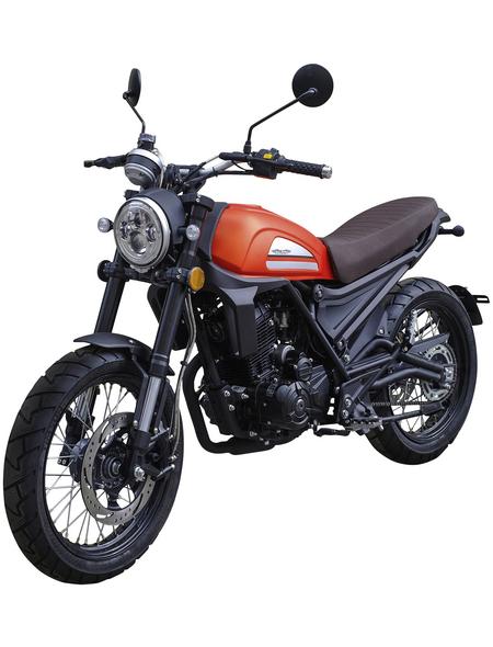 GT UNION Motorrad »Enduro Dakar«, 125 cm³, 95 km/h, Euro 5