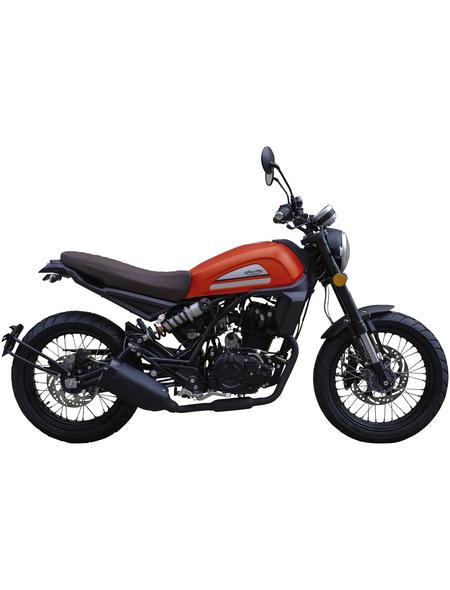 GT UNION Motorrad »Madison«, 125 cm³, 95 km/h, Euro 4