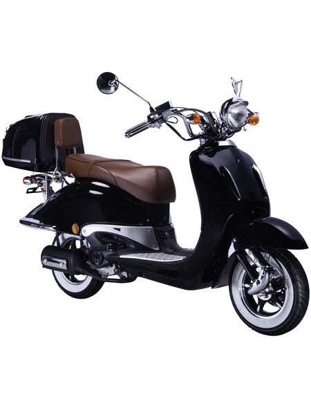 GT UNION Motorroller, 125 cm³