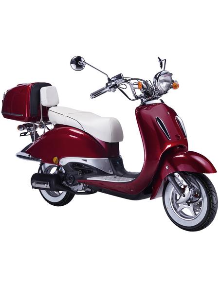 GT UNION Motorroller, 125  cm³, 80 km/h, Euro 4