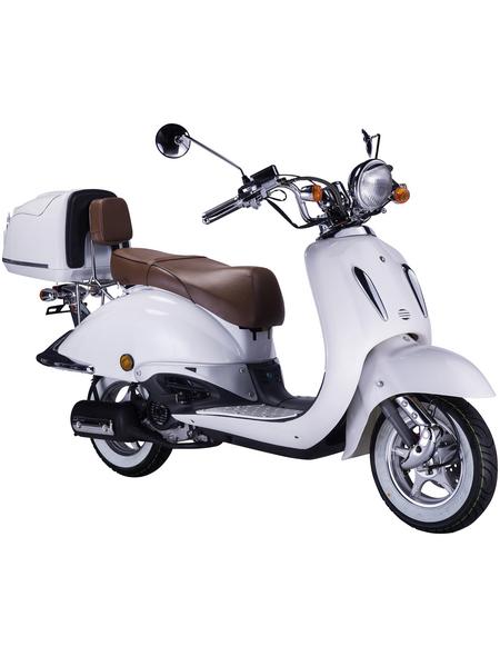 GT UNION Motorroller, 50  cm³, 45 km/h, Euro 4