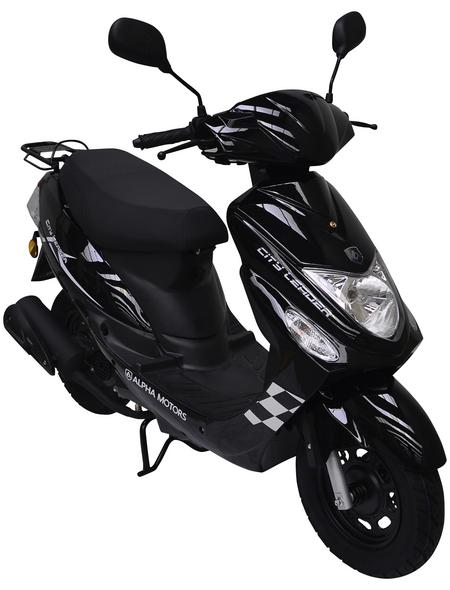 ALPHAMOTORS Motorroller, 50  cm³, 45 km/h, Euro 4