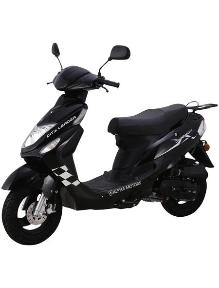 ALPHAMOTORS Motorroller »CityLeader«