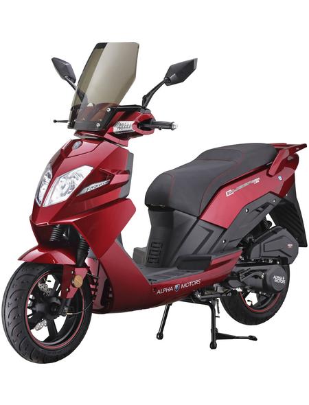 ALPHAMOTORS Motorroller »Cruiser«