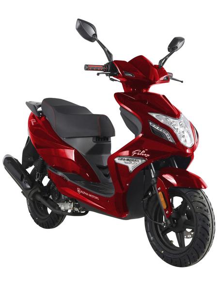 ALPHAMOTORS Motorroller »Falcon«