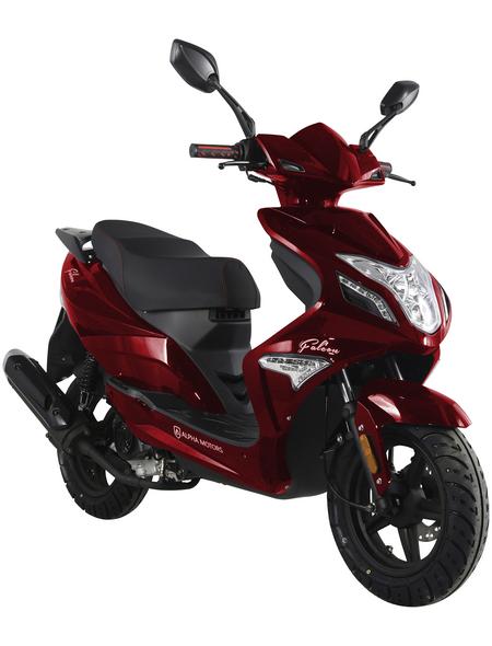 ALPHAMOTORS Motorroller »Falcon«, 45 km/h