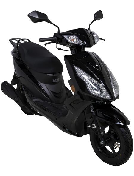 GT UNION Motorroller »GT3«, 50 cm³, 45 km/h, Euro 4