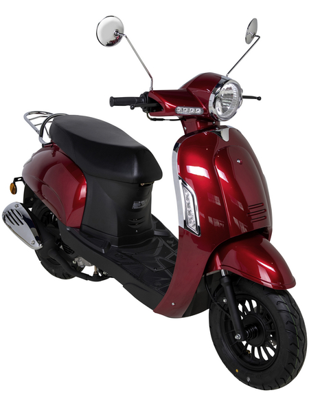 GT UNION Motorroller »Massimo«, 50 cm³, 45 km/h, Euro 4