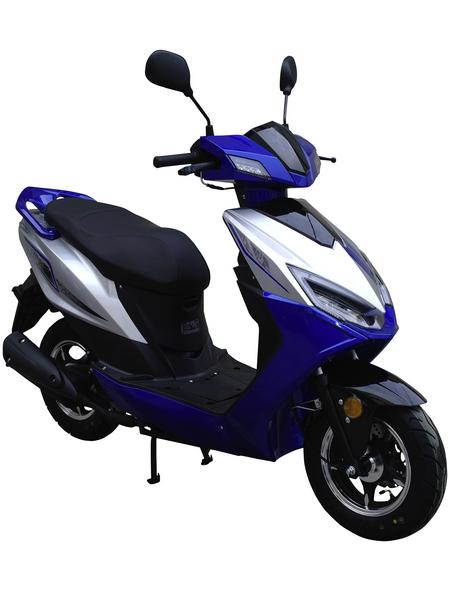 GT UNION Motorroller »Sonic X«, 50 cm³, 25 km/h, Euro 5