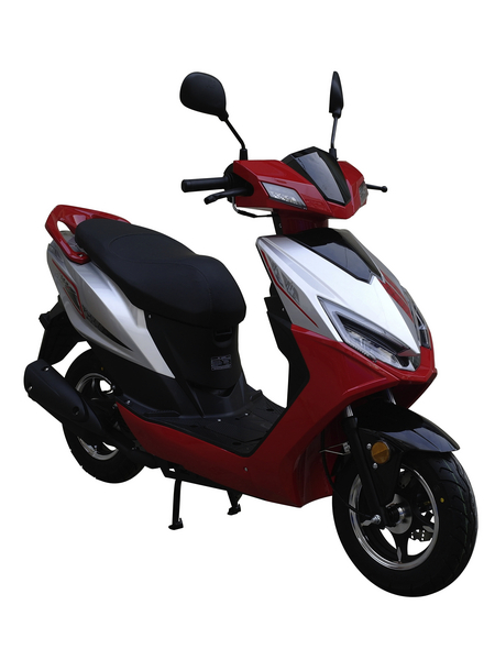 GT UNION Motorroller »Sonic X«, 50 cm³, 45 km/h, Euro 5