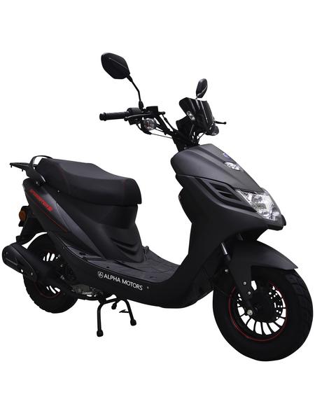 ALPHAMOTORS Motorroller »Speedster S«, 50 cm³, 45 km/h, Euro 4