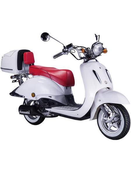GT UNION Motorroller »Strada«, 125 cm³, 80 km/h, Euro 4