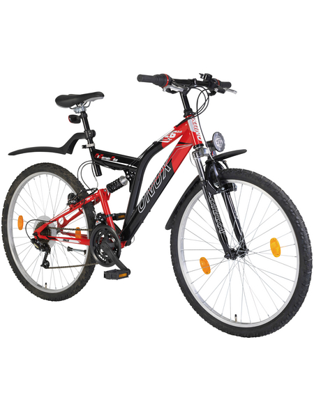 ONUX Mountainbike, 26 Zoll, Damen