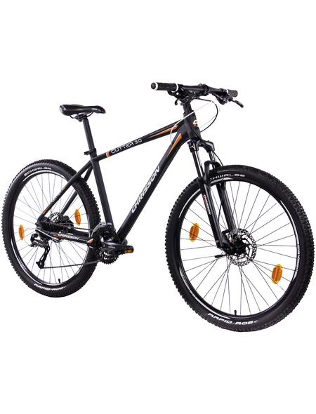 CHRISSON Mountainbike »Cutter 3.0«, 27,5 Zoll, 27-Gang, Unisex