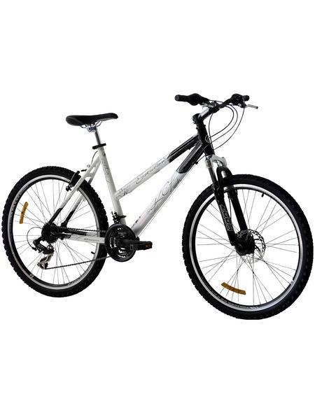 KCP Mountainbike »Evolution Lady«, 26 Zoll, 18-Gang, Damen