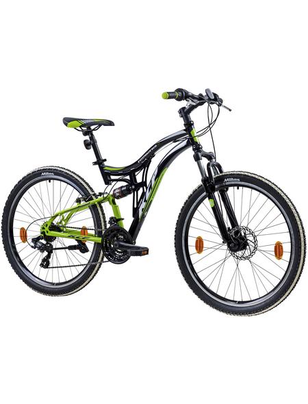 KCP Mountainbike »Fairbanks«, 26 Zoll, 21-Gang, Unisex