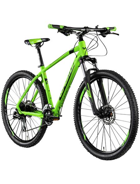WHISTLE Mountainbike »Miwok 2053«, 27,5 Zoll, 16-Gang, Unisex
