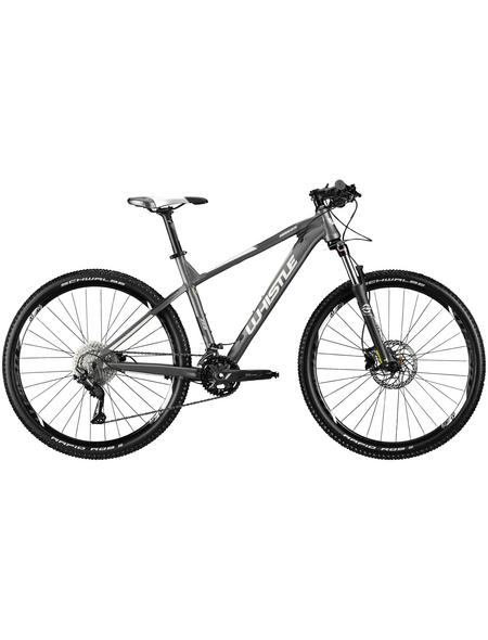 WHISTLE Mountainbike »Miwok 2160«, 27,5 Zoll, 20-Gang, Unisex