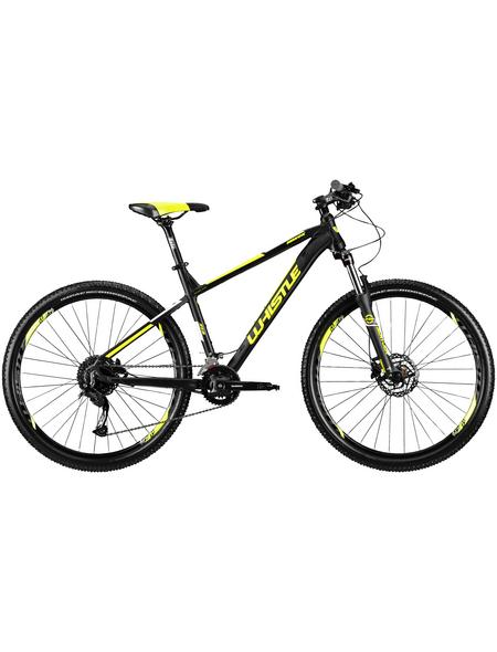 WHISTLE Mountainbike »Miwok 2162«, 27,5 Zoll, 18-Gang, Unisex