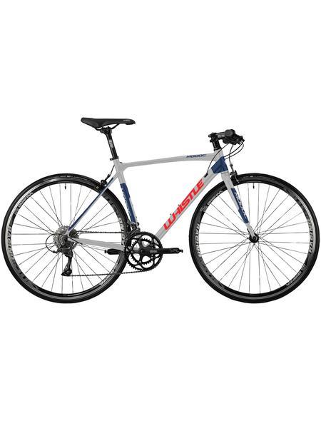 WHISTLE Mountainbike »Modoc Flat Bar Claris«, 28 Zoll, 18-Gang, Unisex