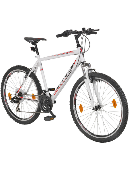 KCP Mountainbike »MTB One«, 26 Zoll, 21-Gang, Unisex