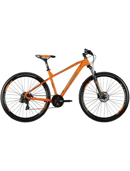 WHISTLE Mountainbike »Patwin 2165«, 29 Zoll, 21-Gang, Unisex