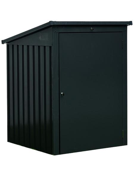 Mülltonnenbox  x