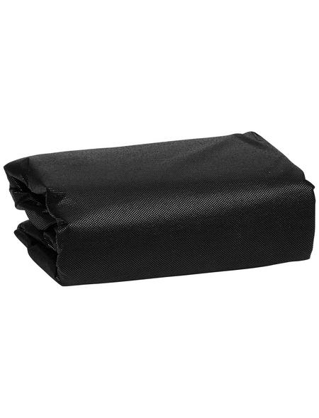 WINDHAGER Mulchvlies, schwarz, BxL: 10 x 1,2 m