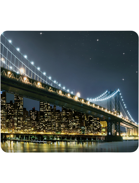 WENKO Multi-Platte , Brooklyn Bridge