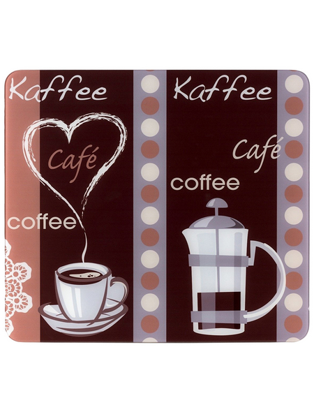 WENKO Multi-Platte , Kaffeeduft