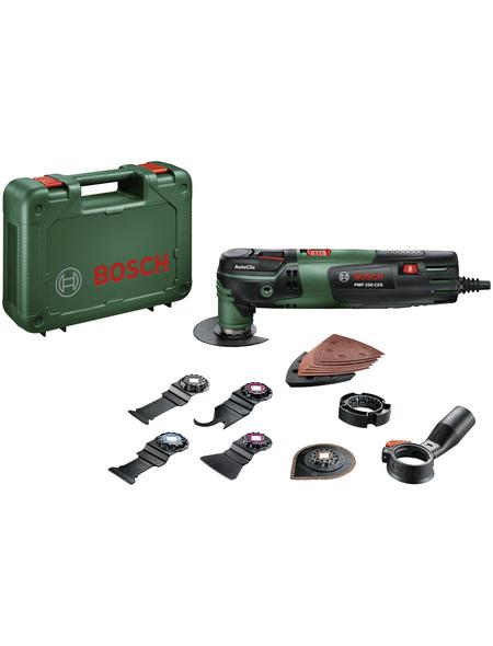 BOSCH HOME & GARDEN Multifunktionswerkzeug »PMF 250 CES«, 250 W, inkl. Zubehör