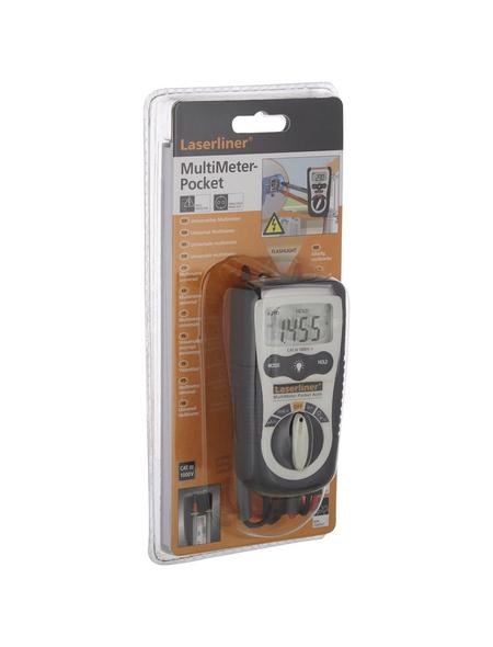 laserliner® Multimeter »MultiMeter-Pocket«