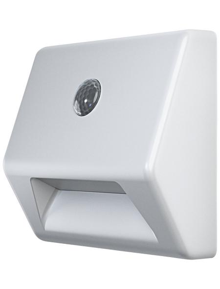 Nachtlichter zur Treppenbeleuchtung, Fest integriert, inkl. Leuchtmittel