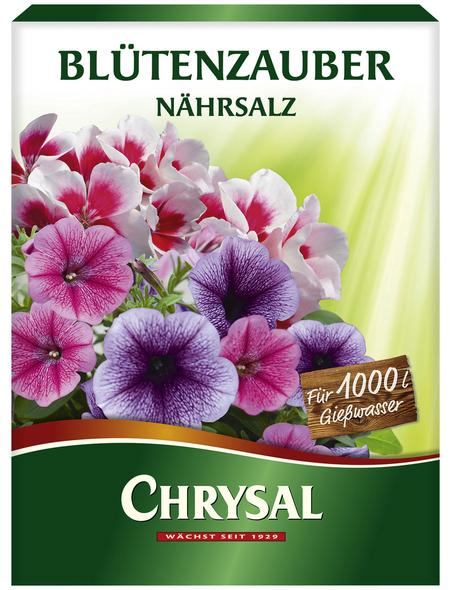 Chrysal Nährsalz, schützt vor Nährstoffmangel, Magnesiummangel & Kaliummangel
