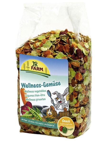 Nager-Snacks, für Kleintiere, Gemüse, 600 g
