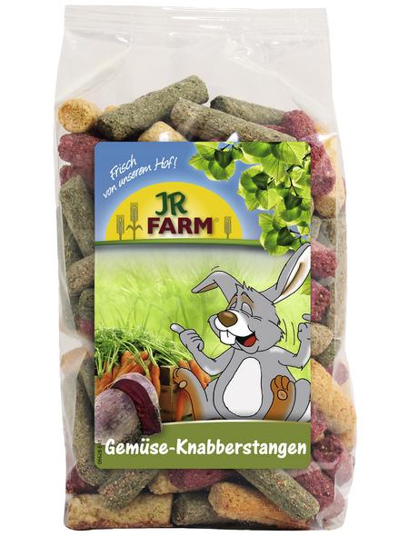 JR FARM Nager-Snacks »Gemüse-Knabberstange«, Gemüse, 8x125 g