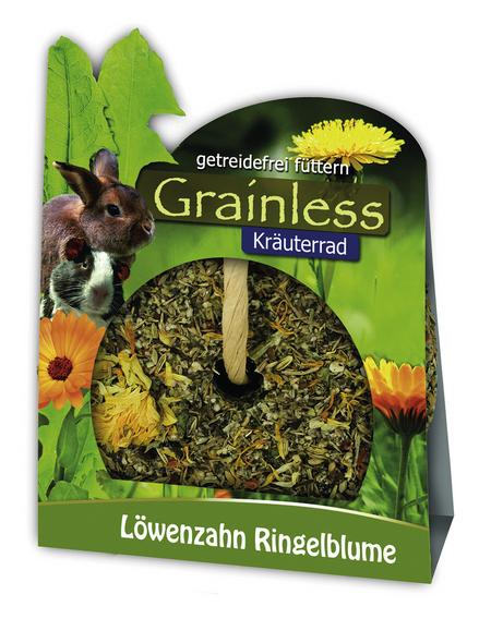 Nager-Snacks, JR Farm PK Grainless Kräuter-Rad