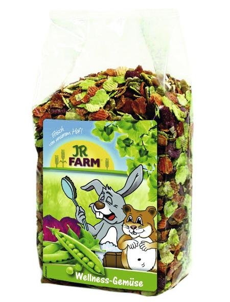 JR FARM Nager-Snacks »JR Wellness Gemüse«, Gemüse