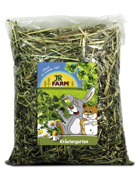 JR FARM Nager-Snacks »Kräutergarten«, Kräuter / Rohfasern, 10x500 g