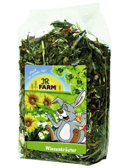 JR FARM Nager-Snacks »Wiesenkräuter«, Heu / Kräuter, 6x150 g