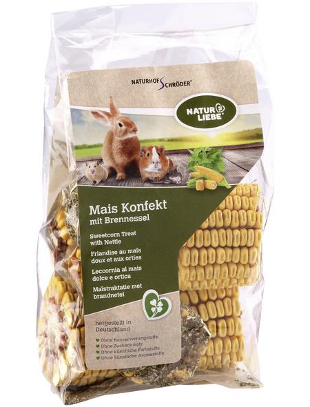 Natur Liebe Nagersnack, 300 g, Mais/Brennnessel