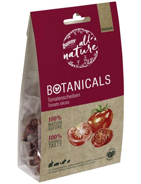 BUNNYNATURE Nagersnack »all nature BOTANICALS«, 35 g, Tomate
