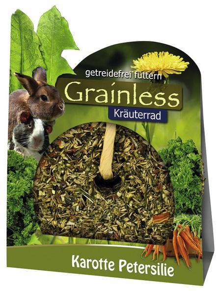 JR FARM Nagersnack »Grainless Kräuterrad«, 140 g