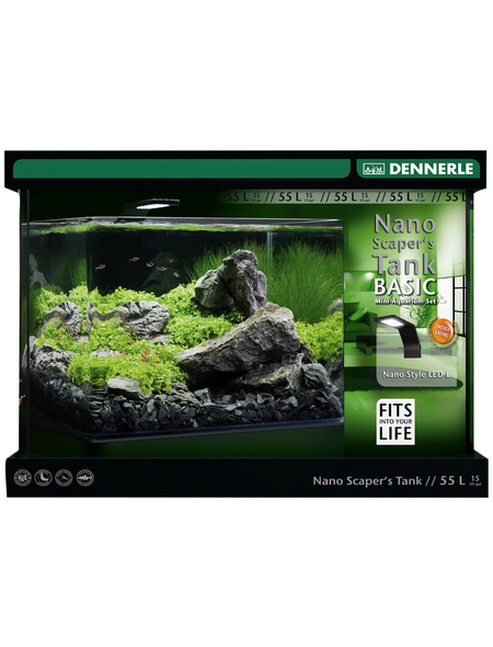 DENNERLE Nano Scapers Tank Basic