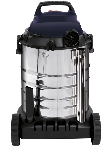 KRAFTRONIC Nass-Trockensauger »KT-NT 30 S«, 30 l Behältervolumen, 2,5 m Schlauchlänge
