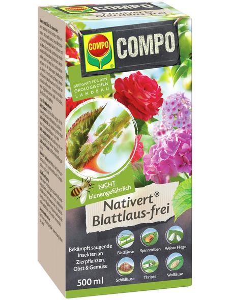 COMPO Nativert® Blattlaus-frei 500 ml