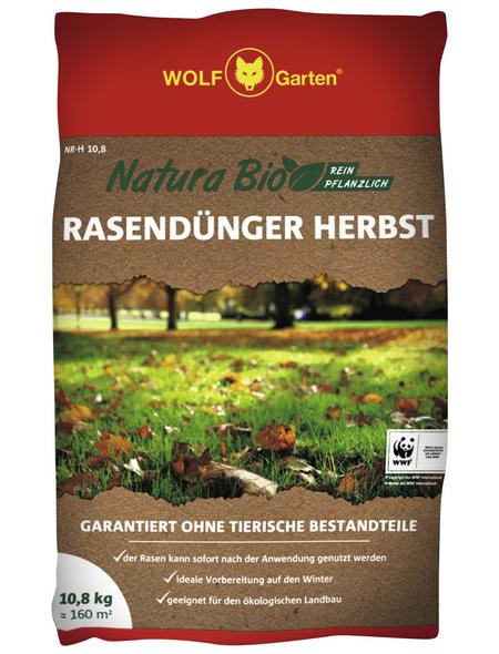 WOLF GARTEN Natura Bio Herbst Rasendünger NR-H 10,8 kg