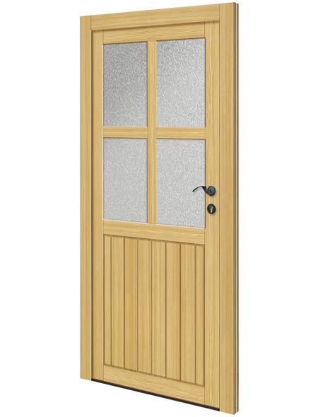 RORO Nebeneingangstür »Rosenheim«, Holz, Stärke 56 mm