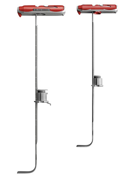 FISCHER Nylon-Kippdübel, DuoLine, Metall   Nylon, 10 Stück, 4,5-5 x 50 mm